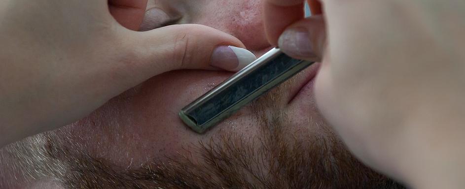 razor shaving