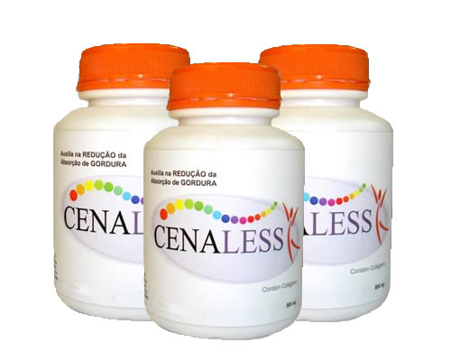 3 bottles of cenaless